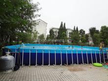 Móvil y desmontable plegable piscina, piscina escalera, piscina juegos