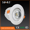 5w 7w led lights with interior driver, replaceable light source