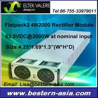 eltek 48v 2000w Flatpack 2 rectifier module 241115.100 Flatpack2 48/2000 power supply