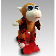 Interactive monkey plush toy, buy toys from China