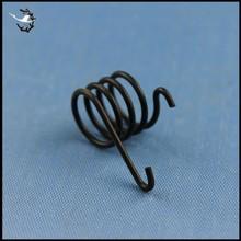 custom hair clip carbon steel torsion spring