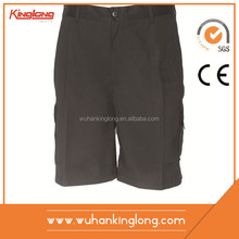 2015 grey color high quality popular cheap shorts for men
