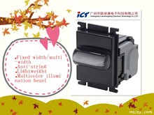 kiosk bank note validator of ICT L70 with anti-string,light weight advantages