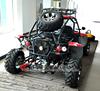 4x4 style UTV new buggy with 500cc 4 stroke automatic transmission go kart