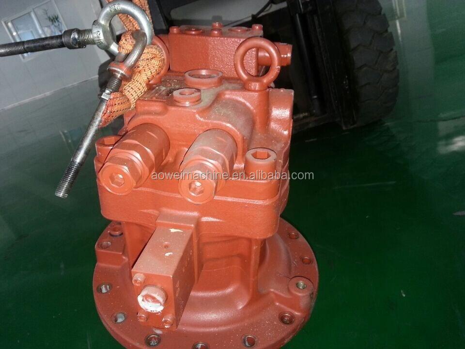 Kawasaki excavator hydraulic swing motor,swing device gearbox assy,M2X146B-CHB-10A-01-315,M2X210 ...