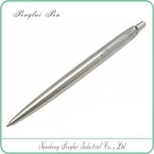 Medium Point stainless steel parker ballpoint pen jotter brand name parker pen