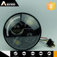 New Arrival Hot Quality Custom Shape Printed Wholesale Rohs Certified Led Driving Lights Motorcycle