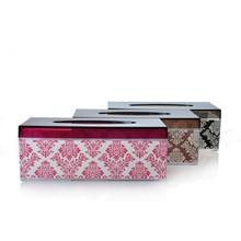 2015 new fashion wholesale high quality acrylic tissue box