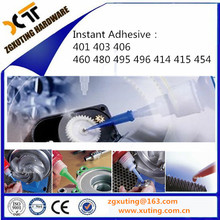 20g 435 Instant Adhesive Toughened clear for plastics, rubber, metals