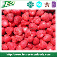 wholesale 2015 new crop frozen/IQF strawberry, frozen bulk berry and fruits