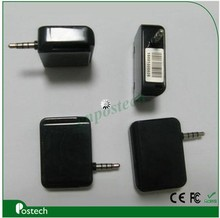 MCR01 3.5mm audio jack Encrypted mobile magnetic card reader compatible with android/iOS for payment