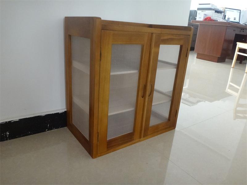 Japonaise l gant style classique chambre en bois armoires - Armoire de salon en bois ...