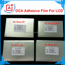 """OCA optical clear adhesive double sided for apple iphone 6 4.7"""" 5.5""""/samsung/sony/LG/Nokia/Xiaomi 250um thickness"""