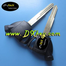 Cheaper price auto blank key for suzuki car key / motorcycle key case