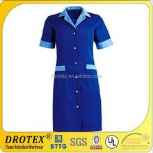 Antistatic&anti-bacterial ESD Clean room clothing overcoat lab coat uniform &hospital coat