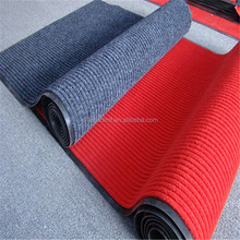 Wholesale printed commercial carpet outdoor rubber backed