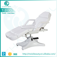 wholesale salon equipment portable massage table/ beauty bed
