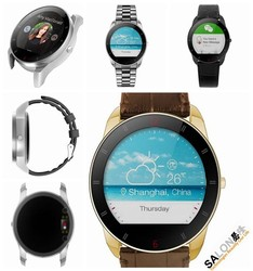 2015 the Waterproof Android Smart Watch Phone,New Bluetooth Smart Watch,Bluetooth Watch Phone