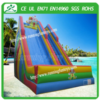 large inflatable jumping slides made in china