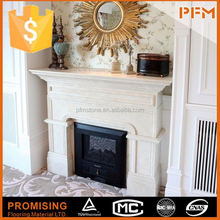 decorative warm fireplace granite surround fire surround marble fire place(without fireplace insert)