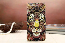 2015 Original Animal Faces PC Hard Case Back Cover Protective Fundas for iphone 6 design case china suppliers