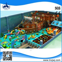 CE certificated Pirate ship indoor children play toy entertainment