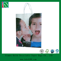 kraft gift paper shopping bag price