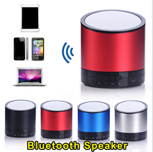 3W N6 TF Card Insertion Metal Case Handsfree Bluetooth Speaker with Voice Prompts Compatible with Bluetooth Enabled Media Device