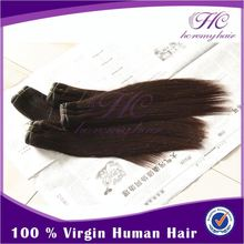 Pollution free and energy saving human hair extension full fix hair