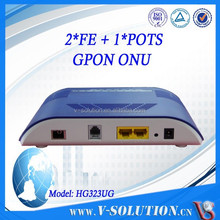 ONU GEPON optical networking