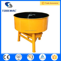 TOBEMAC high quality Concrete pan mixer for sale