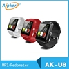 Aipker new android 4.4 bluetooth smart watch phone gv09