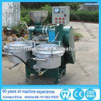 Stainless steel food grade oil press