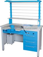 Dental Laboratory Table; AX-JT4 Dental Workstation (Single);dental lab work table