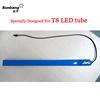 Rechargeable slim 12v 1200mah 2400mah lithium polymer battery for tube light t8 battery rechargeable emergency light batteries