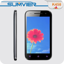 4.3 inch AMOLED 960*540 MTK6582 smart phone without camera