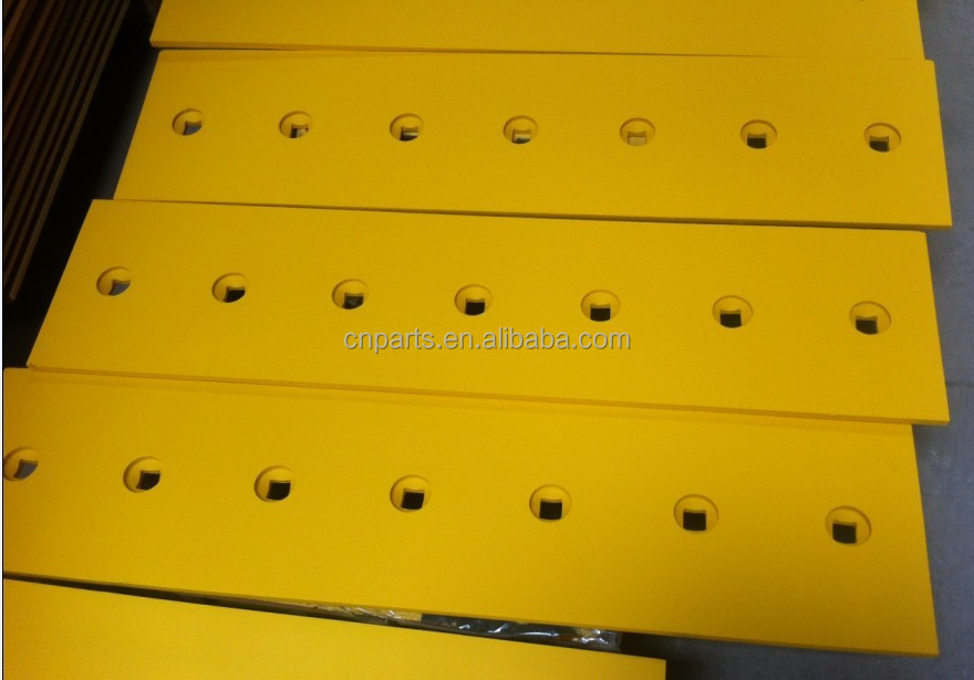Dozer cutting edge, cutting side cutter, end bit, grader blade,4T2985,4T2987.4T2988.4T2989