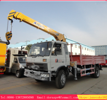 High quailty prices for sany new truck crane