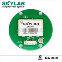 GNSS all in one module SKM66 MT3333 magnetic sensor HMC5883L GPS/GLONASS receiver module with MEMS