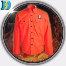 High Quality 100% FR Cotton Wholesale Used Fire Retardant Clothing