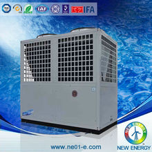 high quality water heater horizontal vacuum tube solar collector and tank for cooling