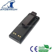 popular NTN7144 two Way Radio Battery Pack for Motorola Walkie Talkie GP1200,GP900,HT1000,MT2000,JT1000,MTX8000...