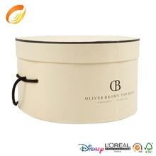 Novel product round hat boxes wholesale