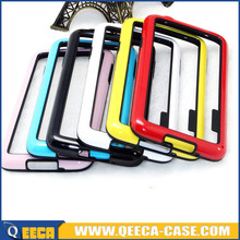 New products for samsung galaxy s5 tpu pc hybrid bumper case for samsung s5