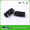 Made in china 3.8*8mm diapasão crystal 66.000 mhz cristal de quartzo relógio wtl wtl cristal