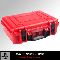 Pad lockable plastic instrument carrying case/Waterproof equipment case HIKINGBOX HTC012-1