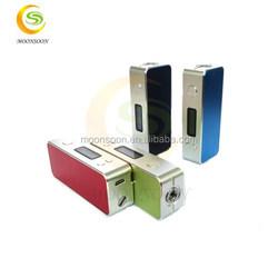 2015 Hottest ecig MS MI NI 50W box mod dx oman e cigarette force battery pakistan