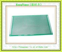 Low price 9 * 15 double-sided tin universal board 9x15cm quality fiberglass board thickness of 1.6 HASL universal plate test bo