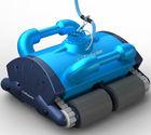 Limpeza no local e parede de escalada Função robô limpadora de piscinas