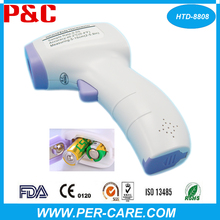 Hospital use digital veterinary infrared thermometer with 50 Memory Storages